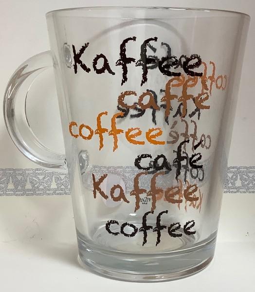 Glas - coffee café