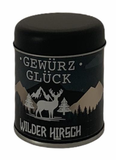 Gewürz Glück: Wilder Hirsch