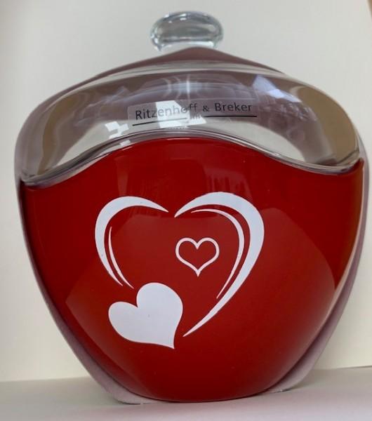 Konfektdose - Herz