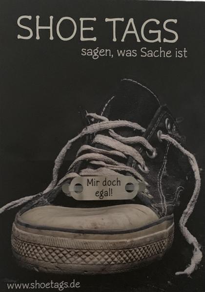 Shoe Tags...
