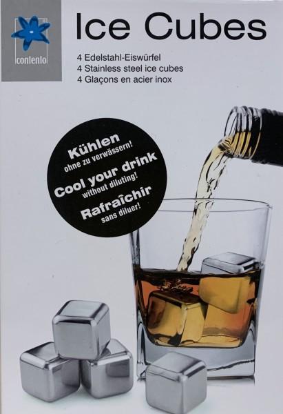 Eiswürfel - Edelstahl